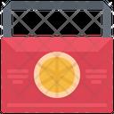 Thermo Bag Pizza Icon