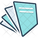 Paperfree Document Page Icon
