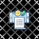 Paperless Statements Paperless Statements Icon