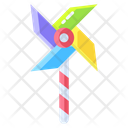 Awindmill Papermill Party Icon