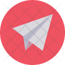Paperplane Mailing Deliver Icon