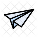 Paperplane Toy Send Icon
