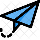 Paperplane Fly Icon