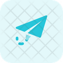 Paperplane Fly Paperplane Sent Icon