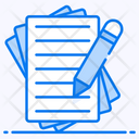 Papers Sticky Notes Memo Icon