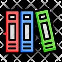 Paperwork Binder File Icon