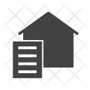 Paperwork Home Document Icon
