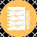 Papper Pencil Icon