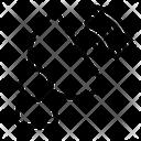 Parabola Icon Icon
