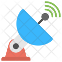 Parabolic Antenna Icon