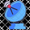 Parabolic Satellite Icon