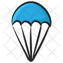 Parachute Paragliding Skydive Icon