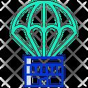 Xparachute Icon