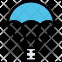 Parachute Army War Icon