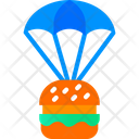 Food Delivery Fast Food Delivery Fast Delivery Icon