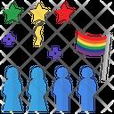 Parade Lgbtq Pride Icon