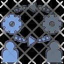 Paradigm Shift Exchange Icon