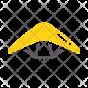 Paragliding Glider Paraglider Icon