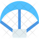M Paragliding Icon