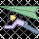 Paragliding Air Icon