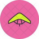 Paragliding Icon