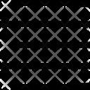 Paragraph Align Right Right Alignment Align Right Icon