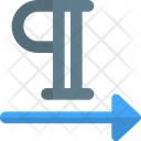 Paragraph Right Icon