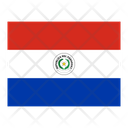 Paraguay Flag Flags Icon