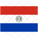 Flag Country Paraguay Icon