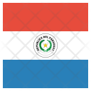 Paraguay National Country Icon