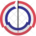 Paraguay Country Flag Icon