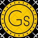 Paraguay Guarani Icon