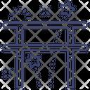 Parallel bars Icon