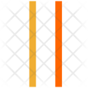 Parallel Lines Icon