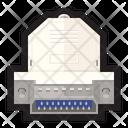 Parallel Port Printer Icon