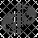 Parallel World Icon
