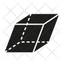 Parallelepiped Icon