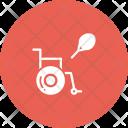 Paralympic Paralympics Tennis Icon