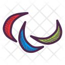 Paralympic Paralympics Olympic Icon