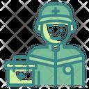 Paramedic Ambulance Professions Icon