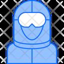 Paramedical Staff Icon