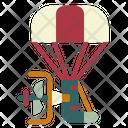 Paramotor Air Flight Air Icon