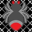 Parasite Tick Cat Icon