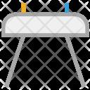Parasol Shade Protection Icon
