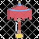 Parasol Auspicious Buddha Icon