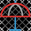 Parasol Umbrella Shade Icon