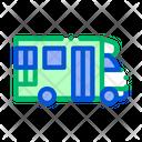 Public Transport Paratransit Icon