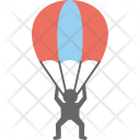 Paratrooper Icon