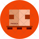 Large Package Parcel Icon
