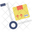 Cart Trolley Parcel Icon